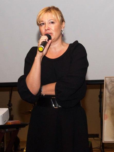Элла Стюарт, председатель совета директоров, главный управляющий директор BBDO Group, член правления фонда «Дети наши»