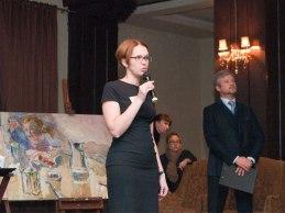 Анна Семенова, директор фонда «Дети наши»