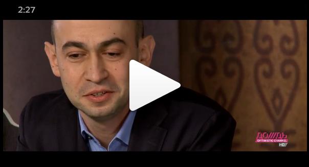 Игорь Кирикчи в программе «Монгайт» на Дожде