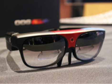 ODG smart glasses